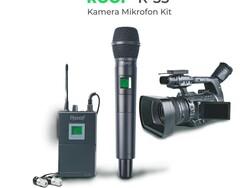 Roof - R-35 Telsiz Kamera Mikrofon Seti