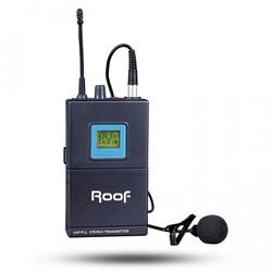 Roof - R-3T UHF 32 Kanal Verici Mikrofon Transmitter