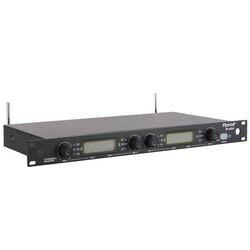 Roof - R-404 UHF 4 Kanal Kablosuz Wireless Receiver