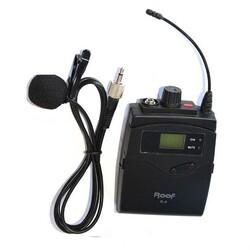 Roof - R-6 UHF Kablosuz Yaka Mikrofonu
