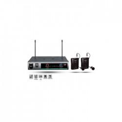 Roof - R-720 (2 Yaka) Wireless Mikrofon