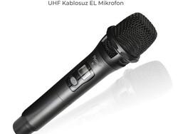 Roof - R-8 UHF Wireless El Mikrofonu