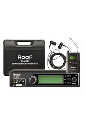 Roof - R-M20 Wireless Stereo In-Air Monitör Kulaklık