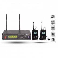 Roof - R-1200 (2 Yaka) Dijital Wireless Mikrofon
