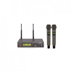 Roof - R-1200 (2 El ) Wireless Mikrofon