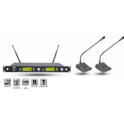 R-1250S (2 Kürsü) Wireless Mikrofon