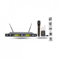 Roof - R-1250S (1EL+1YAKA) Wireless Mikrofon