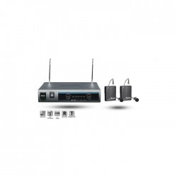 Roof - R-220 (2 Yaka) Analog Wireless Mikrofon