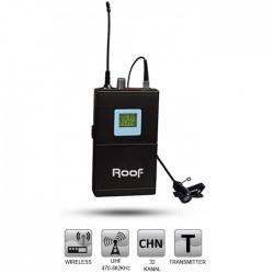 Roof - R-4 UHF Yedek Mikrofon