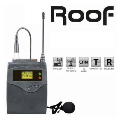 R-6 UHF Yedek Mikrofonlar