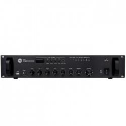 Rs Audio - DPA 300 USB 300 Watt 5 Giriş 100V Anfi Mikser