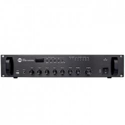 Rs Audio - DPA 500 USB 500 Watt 5 Giriş 100V Anfi Mikser