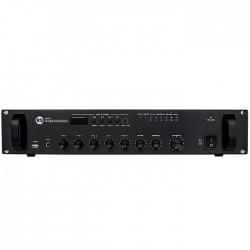 Rs Audio - DPA 100 USB 100 Watt 5 Giriş 100V Anfili Mikser