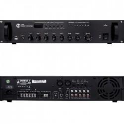 DPA 200 USB 200 Watt 5 Zone 5 Giriş 100V Anfili Mikser - Thumbnail