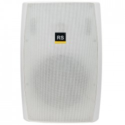 Rs Audio - QUE 10.2W 2 Yollu 8 inç, 100V Hoparlör - Beyaz