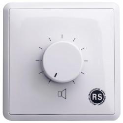 Rs Audio - VC-306R Ses Kontrol ve Kanal Seçici Duvar Paneli