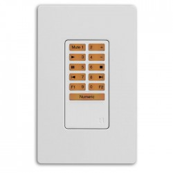 Russound - CAA66 Keypads (KPSC - White & Almond)