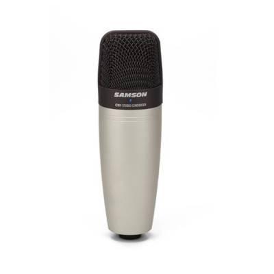 C01 - Condenser Stüdyo Kayıt Mikrofonu