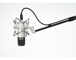 C01 - Condenser Stüdyo Kayıt Mikrofonu - Thumbnail