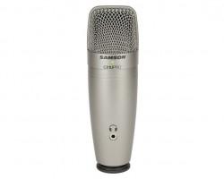 Samson - C01U Pro - Condenser Stüdyo Kayıt Mikrofonu