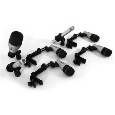 DK7 7Kit Davul Mikrofonu