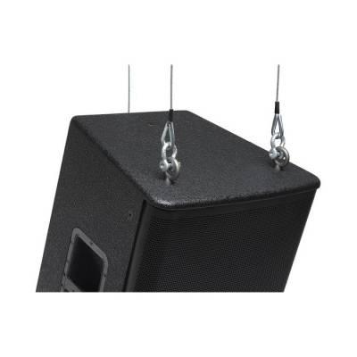 RSX215 - 4800 W İki Yollu Pasif Hoparlör