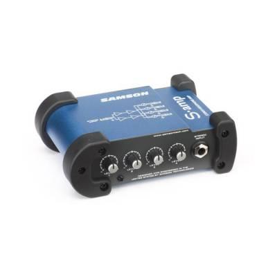 S-AMP Mini Stereo Kulaklık Amfisi