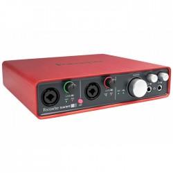 Focusrite - Scarlett 6i6 MKII Mikrofon Preamplifikatörü