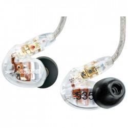 Shure - SE535-CL-RIGHT SE535 Sağ Kulaklık Ucu (Şeffaf)