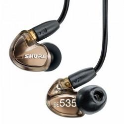 Shure - SE535-V-LEFT SE535 Sol Kulaklık Ucu (Metalik Gümüş)