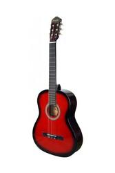 Segoiva - CG851 4/4 Klasik Gitar (Kırmızı)