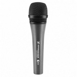 Sennheiser - E 835-S Dinamik Kablolu Vokal Mikrofon