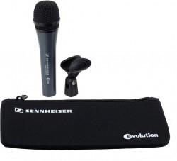 E 835-S Dinamik Kablolu Vokal Mikrofon - Thumbnail