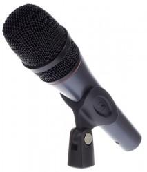 Sennheiser - E 865-S Dinamik Kablolu Vokal Mikrofon