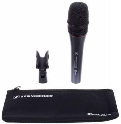 E 865-S Dinamik Kablolu Vokal Mikrofon