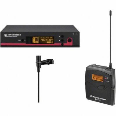 EW 112 UHF Yaka Tipi Telsiz Mikrofon 12ch
