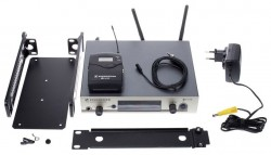 EW 312 UHF Yaka Tipi Telsiz Mikrofon 24ch - Thumbnail