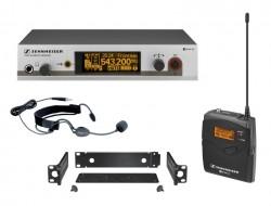 Sennheiser - EW 352 UHF Kafa Tipi Telsiz Mikrofon 24ch