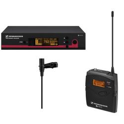 Sennheiser - Sennheiser EW-122 G4 Telsiz Yaka Mikrofon