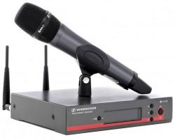 Sennheiser - EW 135 UHF El Tipi Telsiz Mikrofon 12ch