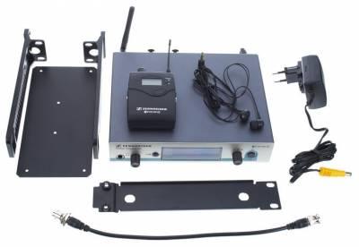 EW 300 IEM Monitör Sistem 16ch