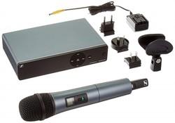 Sennheiser - Sennheiser XSW 1-835 Super Kardioid Kablosuz Vokal Mikrofonu Seti