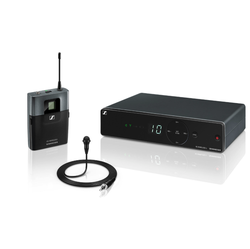 Sennheiser - XSW 1-ME2 Kondenser Kablosuz Yaka Mikrofonu Seti