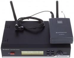 Sennheiser - XSW 12 Uhf Yaka Tipi Telsiz Mikrofon 8ch