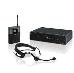 Sennheiser - XSW 2-ME3 Vocal Set Headset ( Kafa ) Tipi Telsiz Mikrofon