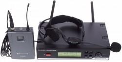 Sennheiser - XSW 52 A Uhf Kafa Tipi Telsiz Mikrofon 8ch