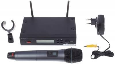 XSW 65 Uhf El Tipi Telsiz Mikrofon 8ch
