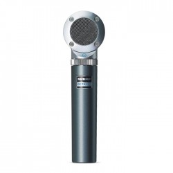 Shure - BETA 181/S Süperkardioid Condenser Enstrüman Mikrofonu