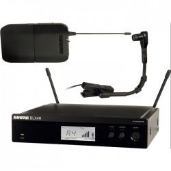 Shure - BLX14RE/B98 Telsiz Mikrofon