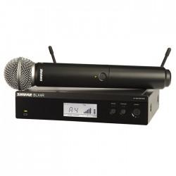 Shure - BLX24RE/SM58 Telsiz Mikrofon